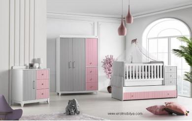 Sofya Bebek Odası Takımı
