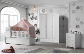 Stil Bebek Odası Takımı