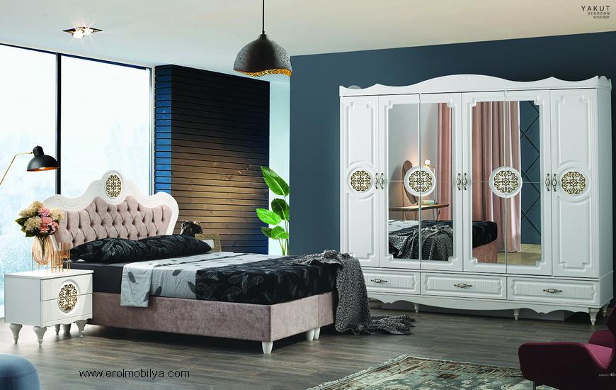 Yakut Yatak Odası Takımı