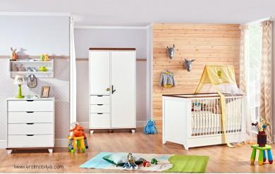 Kakule Mini Bebek Odası Takımı
