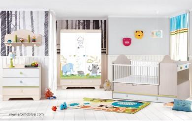 My World Bebek Odası Takımı(Fiyat Sor)