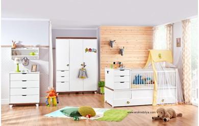 Kakule Bebek Odası Takımı (Fiyat Sor)