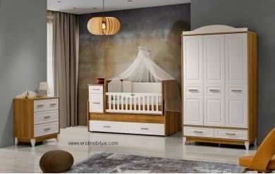 Safir Bebek Odası Takımı