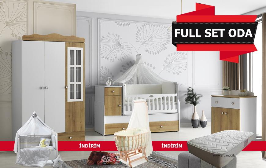 Efsane Bebek Odası Full Set