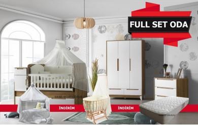Ladin Bebek Odası Full Set
