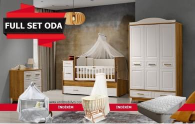 Safir Bebek Odası Full Set
