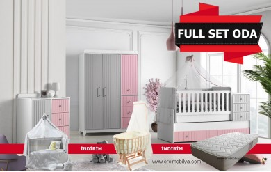 Sofya Bebek Odası Full Set