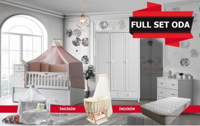 Stil Bebek Odası Full Set