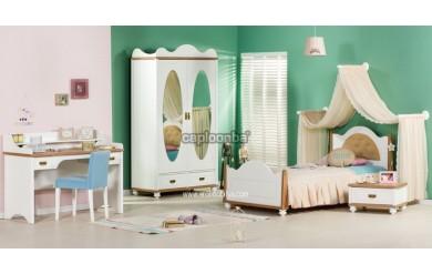 Tiffany 2 Kapılı Genç Odası Takımı (Fiyat Sor)