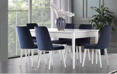Almatı Masa Sandalye Takımı