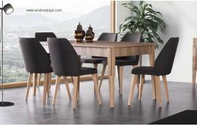 Buhara Masa Sandalye Takımı