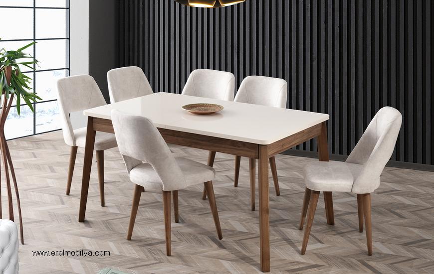 Ekol Masa Sandalye Takımı