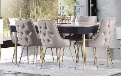 İnegöl Masa Sandalye Takımı