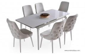 Rodos Masa Sandalye Takımı