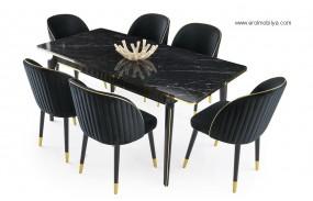 Poyraz Masa Sandalye Takımı