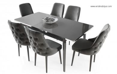 Rona Masa Sandalye Takımı