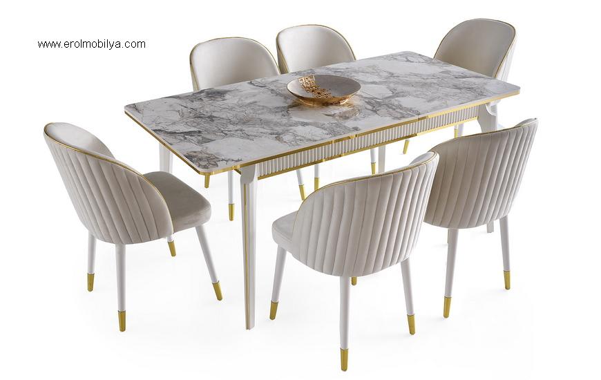 Zen Masa Sandalye Takımı