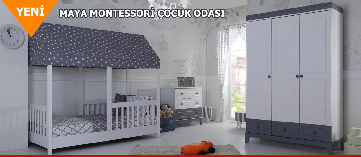 Maya Montessori Çocuk Odası